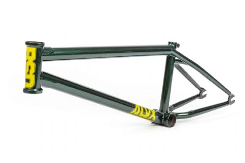 BSD Frame - AVLX AF - Dark Metallic Green - 20.3""